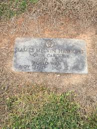 James Melvin Hawkins (1925-1969) - Find A Grave Memorial