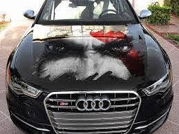 Amazon Com Car Hood Side Window Full Color Graphics Vinyl Sticker God Of War Kratos Decal 16 X26 40x64cm Automotive