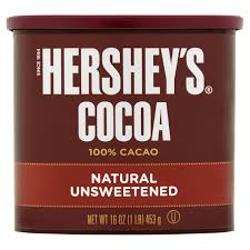 natural unsweetened cocoa 16 oz