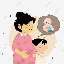 الأم الحامل الحمل أمي حامل Png وملف Psd للتحميل مجانا