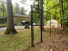 8 Foot Deer Fence With Top Rail Deer Fence Farm Fence Dog Proof Fence