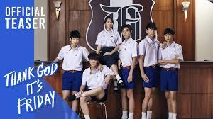 watch thai series thank its friday