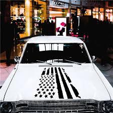 1pcs Universal Car Sticker Waterproof Creative Usa Flag Model Hood Vinyl Decal Sticker Fashion Decor Car Styling Car Decal Car Stickers Aliexpress