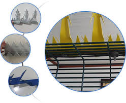 Wall Spikes Metal Anti Climb Fence Security Spikes