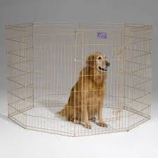 Midwest Exercise Pen With Door Exercise Pens Petsmart Dog Playpen Dog Pen Indoor Dog Fence