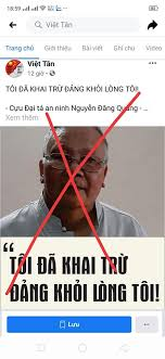 Kết quả hình ảnh cho Đại tá Nguyễn Đăng Quang, bỏ đảng