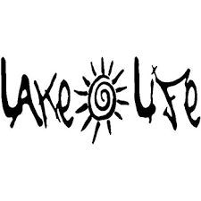 Amazon Com Lake Life Decal Sticker 8 X 3 5 2 Decals Automotive
