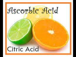 ERFM: Ascorbic acid vs citric acid for type 2 diabetes food ...