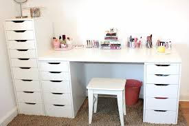beauty room tour makeup collection