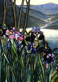 magnolias and irises other worldly