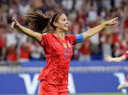 Alex Morgan: From unknown college star to household name - Business Insider