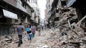 El número de muertos por el terremoto que devastó Nepal se eleva a ...