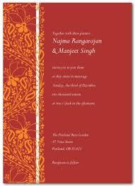 wedding invitation card template hindu