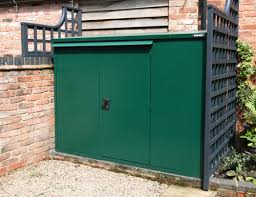 metal garden sheds in the uk from asgard