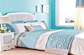 duck egg blue perfect canvas for bedroom