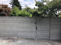 Horizontal Fence Inline Fence Llc