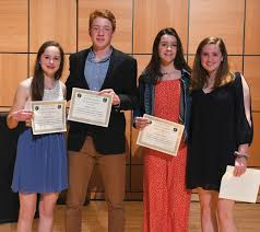 DHS students honored with Summa Awards | Duxbury Clipper