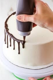 how to make a chocolate drip cake