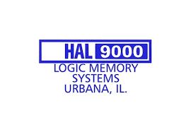 2001 A Space Odyssey Hal 9000 Vinyl Decal Car Laptop Etsy