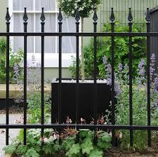 Metal Railings Jacksons Fencing