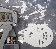 Star Wars Ship Kids Wall Decals Pottery Barn Kids