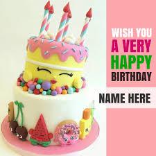 wish you a very happy birthday greeting card