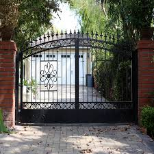 Low Price With High Quality Wrought Iron Gate Design Fence Gate Metal Fence Gate Buy Wrought Iron Gate Garden Gate Beautiful Iron Garden Gate Iron Garden Gate Product On Alibaba Com