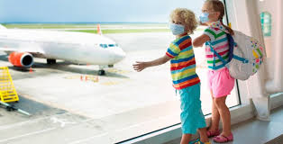 flying with kids during the covid 19
