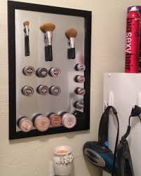 11 clever bathroom makeup storage ideas