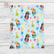 fairy baby blanket fairy baby bedding