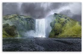 apple 5k imac waterfall ultra hd