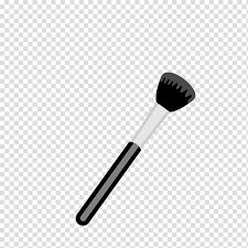 makeup brush make up cartoon