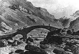 Vieux ponts du St-Gothard