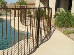 Phoenix Pool Fence Phoenix Pool Safety Fencing Pool Fences Swimming Pool Fence