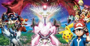Tập 01 Pokemon XY: Hakai no Mayu to Diancie (Pokemon the Movie ...