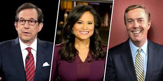 Fox News' Wallace tapped to moderate first Trump-Biden debate, NBC's Welker gets third