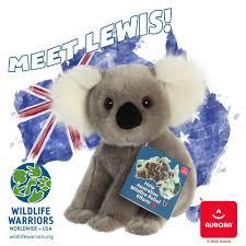 Meet Lewis, the Koala!🐨 One of many... - Aurora World Inc. | Facebook