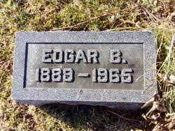 Edgar Bulus Thompson (1889-1965) - Find A Grave Memorial