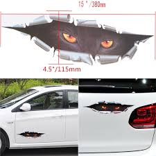 Funny Peeking 3d Car Stickers Truck Window Decal Graphics Vinyl Sticker Decals Wish