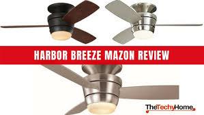 harbor breeze mazon review