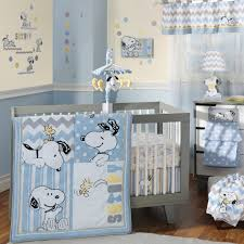 My Little Snoopy Woodstock Blue Yellow Gray Wall Decals Appliques