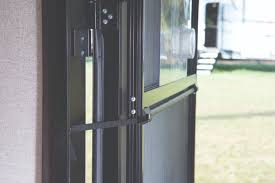 rv entry door lippert components inc