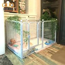 Indoor Dog Fence Dog Fence Indoor Dog Fence Indoor Large Dog Golden Retriever Dog Fence Medium Dog Pet Teddy Dog Fence I Backyard Fences Wooden Fence Dog Fence