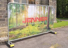 Heras Fence Covers Printed Fence Covers Barrier Scrim