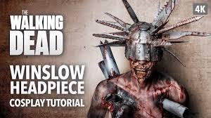 winslow headpiece makeup tutorial