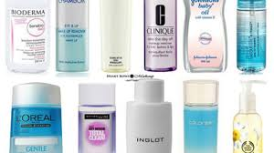 best makeup remover for oily face