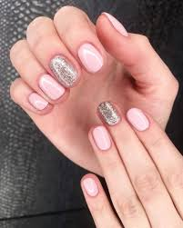 so cute short acrylic nails ideas you