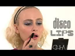 70s disco makeup tutorial video