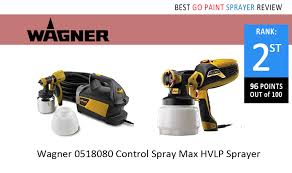 Wagner Paint Sprayer Parts Accessories Go Paint Sprayer