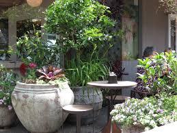 34 french courtyard garden design